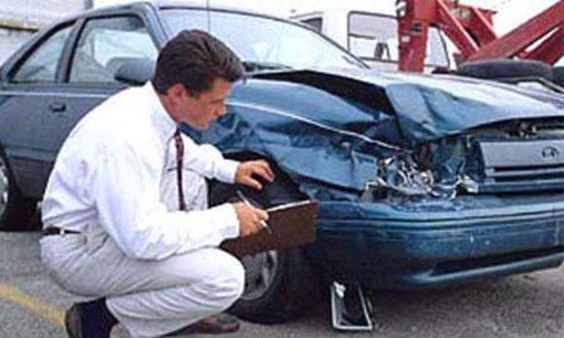 оценка ущерба после аварии